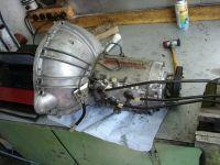 Weiterlesen: Mechanisches Getriebe Typ 716.100 am 350 SL überholen