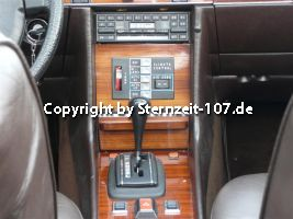 Bild 1: Bediengerät aus einem MB R107 500SL