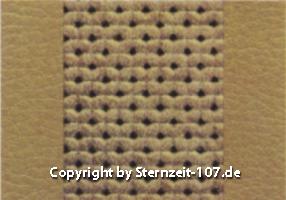 164 beige glatt 8103 perf braunbeige 8139
