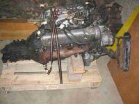 Weiterlesen: Motorausbau an einem 350 SL