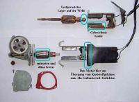 Weiterlesen: Der elektrische Fensterhebermotor