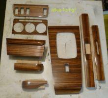 Holz aufarbeiten