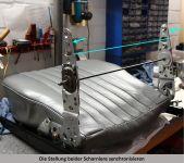 Weiterlesen: Sitzlehnenmechanik und Befestigung der Kunststoffteile überarbeiten
